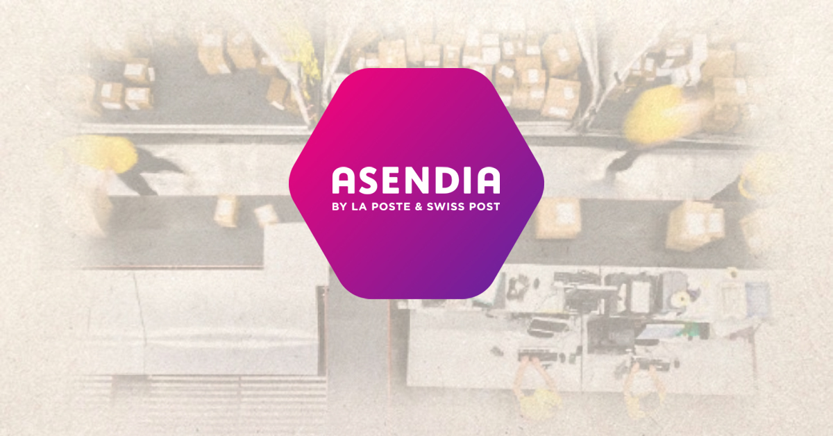 Asendia upgrades their legacy system with Anchanto in their Singapore office